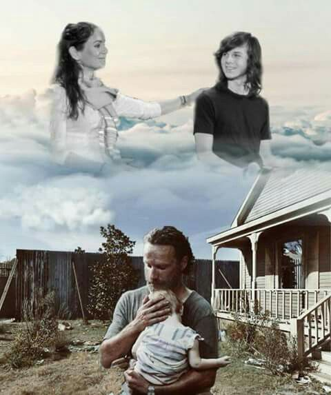 Nope can't deal with it!!!!!!!!!!!! I believe there is hope Carl will not die!!!!!!!