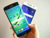 Samsung Galaxy S6, S6 Edge bite into Android Marshmallow The newest version of Google's mobile software is coming to Samsung's flagship phones, just days before Galaxy S7 will be unveiled.