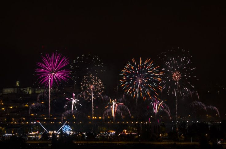 Light, Color and Fireworks by NunoMiguelValente