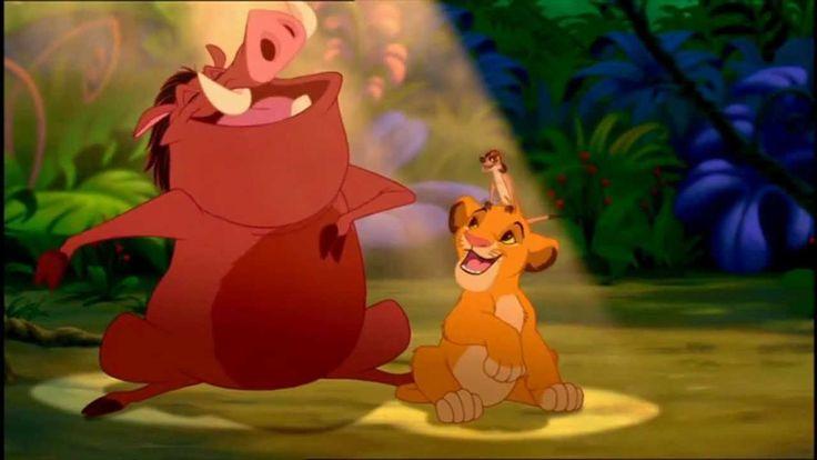The Lion King - Hakuna Matata (HD)