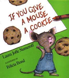 ALL of her stuff is awesome! Loved this when i was little. :): Book Worth, Laura Numeroff, Laura Joff, Childhood Book, Favorite Book, Kids Book, Joff Numeroff, Children Book, Pictures Book