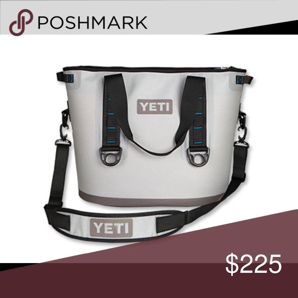 Yeti hopper 30 I am selling my Yeti Hopper 30 cooler. I have used it 2 times. I have a couple hard yeti coolers and we normally use them so i don't really need this one. Yeti Other