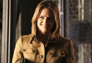 Stana Katic Returning to Castle ~ Castle's Stana Katic on Board for Season 8 After Inking New 1-Year Deal