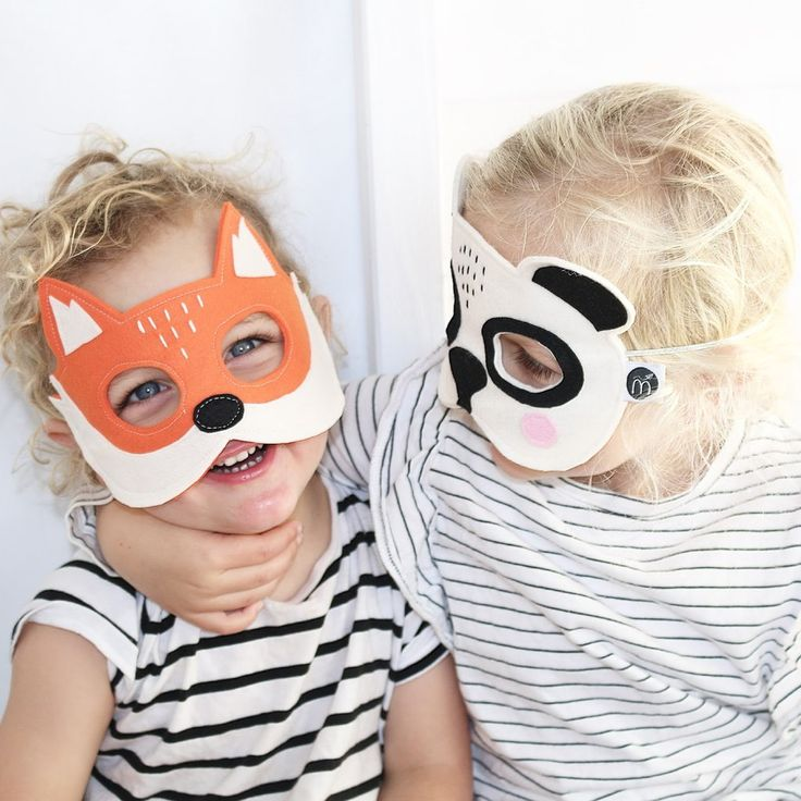 'Disguise Me' masks