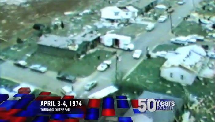 Revisiting the Alabama Tornado Outbreak of 1974
