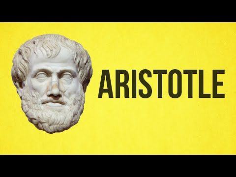PHILOSOPHY - Aristotle - YouTube  There's a whole series of short videos on major philosophers (and other subjects).