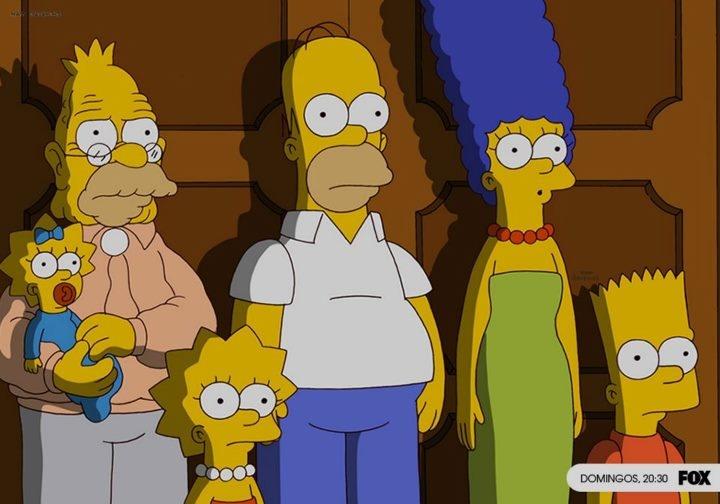 Capitulo 500 de los Simpson ♥