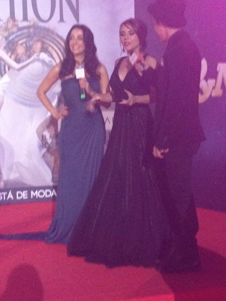 Noche de gala Premios Tv y Novelas - Carolina Gaitán