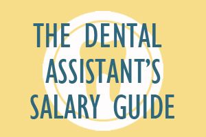 Dental assistants have many tasks, ranging from providing patient care and taking x-rays to record keeping and scheduling appointments. Their duties vary by state and by the dentists' offices where they work.  http://mometrix.com/blog/the-dental-assistants-salary-guide/