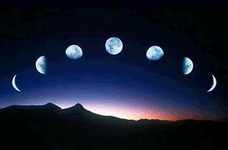 Fases da Lua: O planeta Terra possui apenas um satélite natural, a Lua. Apesar de ser o segundo corpo mais brilhante no céu, atrás somente do Sol, a Lua não possui brilho próprio, sendo iluminada pela luz solar.