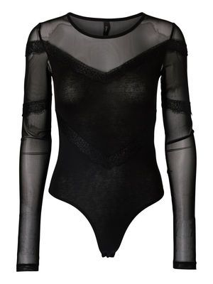 LUCY LACE BODYSTOCKING VERO MODA Holiday Countdown contest. Pin to win the style!