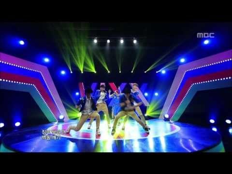VIXX - Rock Ur Body, 빅스 - 락 유어 바디, Music Core 20120901 - YouTube