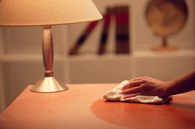 8 способов замаскировать царапины на мебели 0