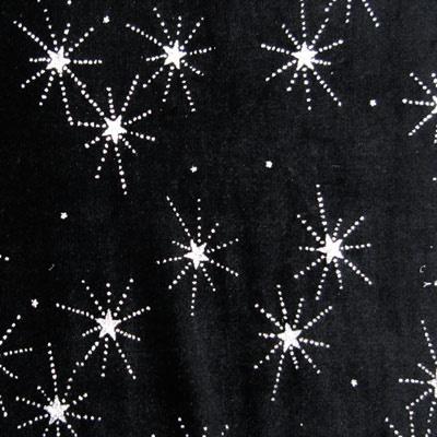 Silver Stars On Black Velvet Prints Pinterest Silver