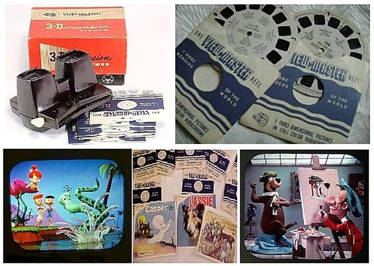 did you have a viewmaster? ~ Old Wellington Region 24 May 2015