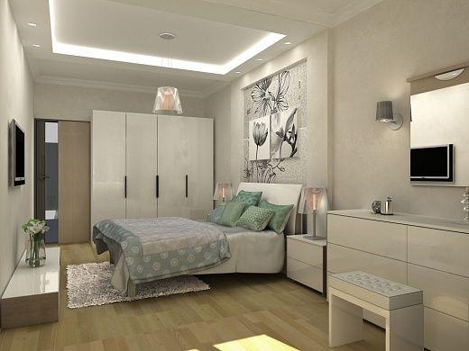 Спальня, с ее обаятельным интерьером, является прекрасным местом для отдыха и ночного сна. Атмосферу уюта спальне добавляет ковер на полу из полиэстера и акрила, и набор постеров «Откровение».