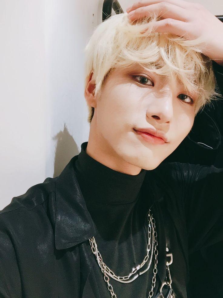 [SEONGHWA] Hair down Seonghwa ️ ATEEZ 에이티즈 Woo young