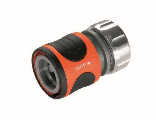 Gardena 8168-30 Premium Sécurité de tuyau d'arrosage 13 mm (1,3 cm (0,5″)): Price:8.22Ce raccord Premium est de grande qualité. De plus, il…