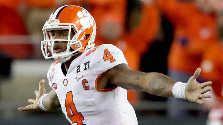 NFL Draft rumors: DeShaun Watson to Jaguars picking up steam - Sporting News