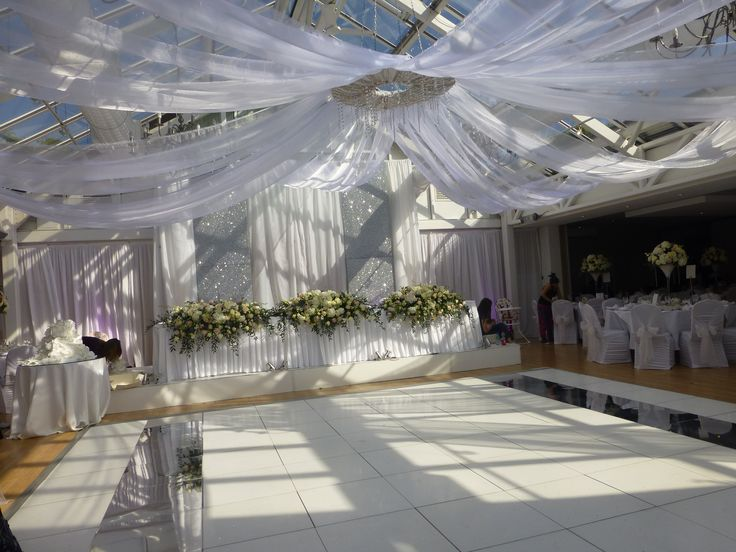 Manor of Groves Hotel styled by The Wedding Lounge team.