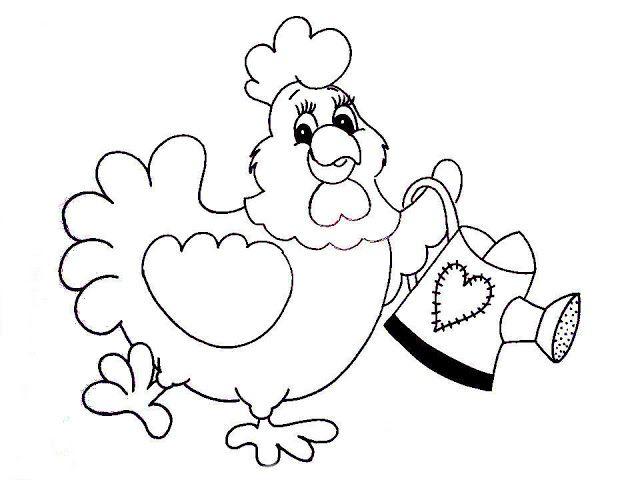 Riscos, galinha, pintura em tecido, artesanato, modelo.