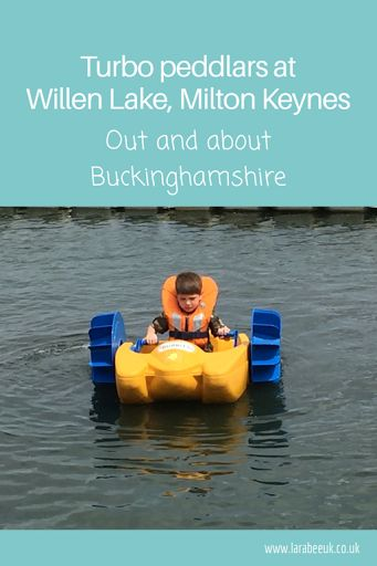 A couple of weeks ago we headed down the road (20 miles) to Willen lake , we wanted to let T have his first proper bike ride around t...
