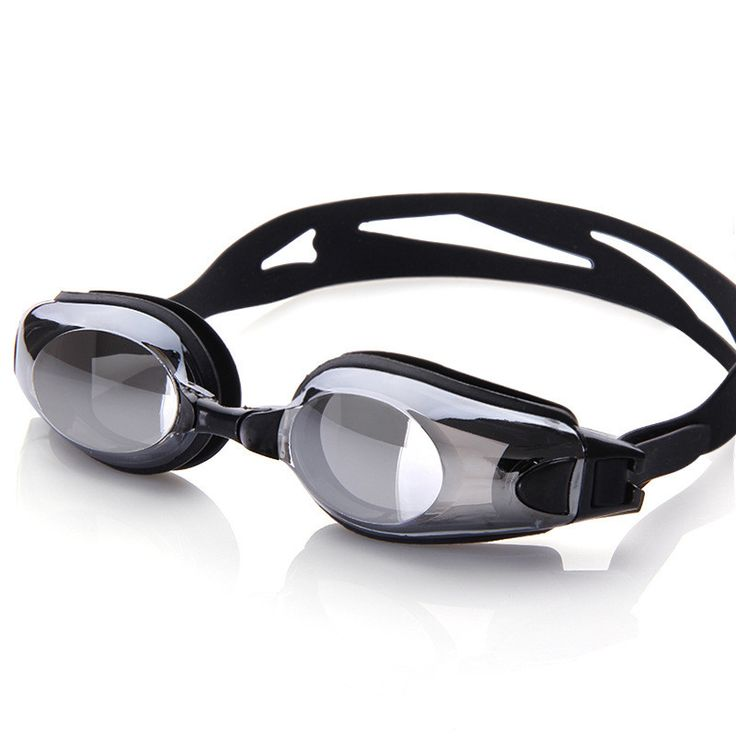 Competition Swim Goggles In The Pool Men Glasses Nose Piece Diopter Natacao Gafas Buceo Aqua Sphere Kayenne Panavise