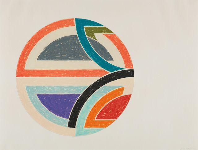 Frank Stella | Sinjerli Variation 1a, from Sinjerli Variations (1977) | Artsy