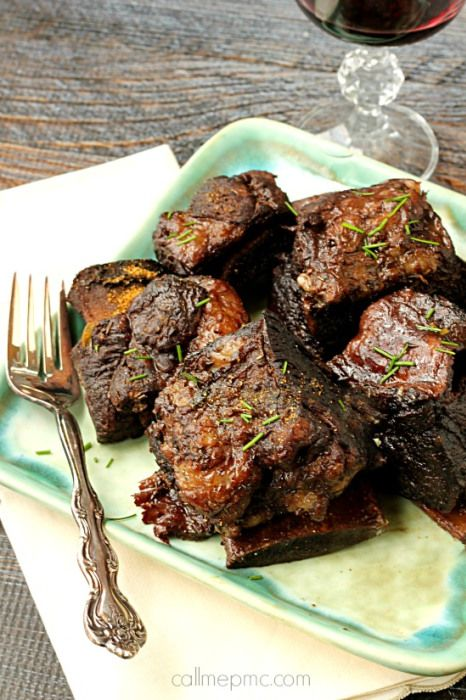 'Best Damn' Short Ribs have to try this one/no flour or corn starch and you can likely sub any cooking liquid for wine.  Maybe a few tblsp of Balsamic and beef broth for a deep flavor in lieu of wine.