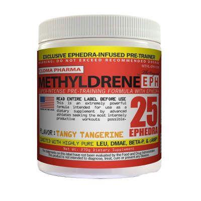 Cloma Pharma Lab Methyldrene EPH 270g