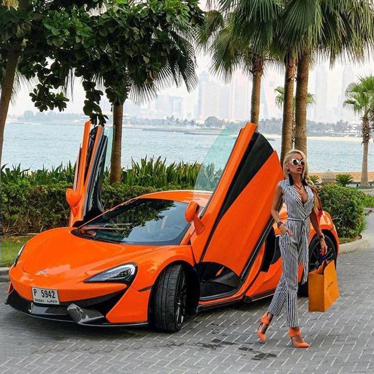 McLaren 570s rent dubai in 2020 Luxury car rental, Super