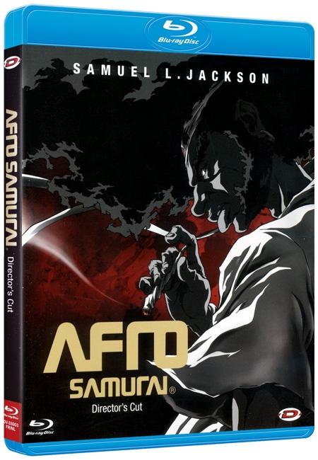 Afro Samurai - Intégrale - 5 OAV - Director's Cut - Blu-Ray - VASTFR/VF - Ozazaki Takashi - Dybex - OAV - Declic-collection.fr