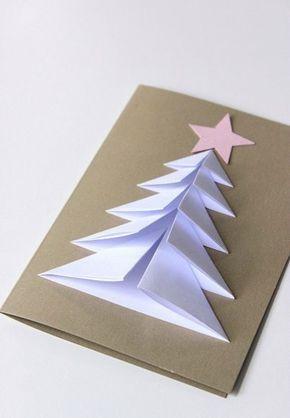 Weihnachtskarten Selbst Basteln Anleitung Dekoking Com 2 Steine