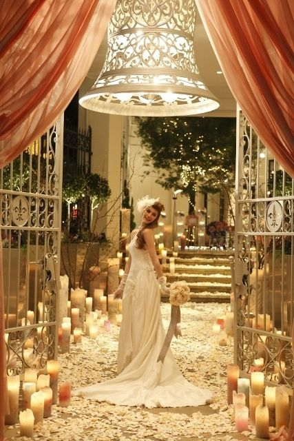 梨花が結婚式を挙げた場所♡憧れの結婚式場『アーフェリーク白金』の魅力を大公開!にて紹介している画像