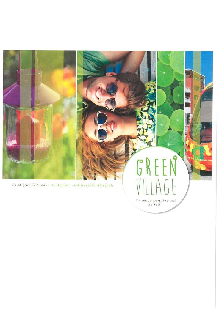 Résidence Green Village St Jean de Védas