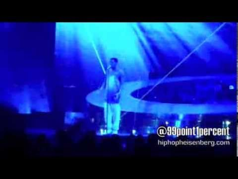 Drake - Pound Cake (Live) Would You Like A Tour Los Angeles Staples Center 11/25/13 WYLAT