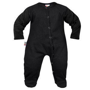 Pyjama bébé noir (dors-bien noir)