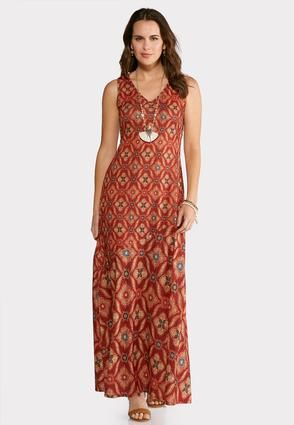d6eeb6d47f43 Cato Fashions Modern Medallion Maxi Dress #CatoFashions | Summer ...