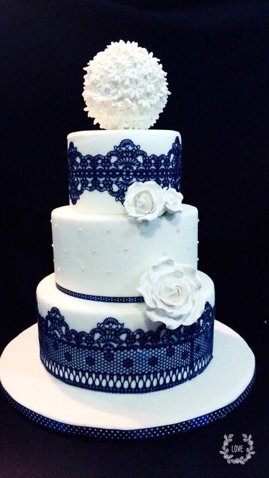 Blue Velvet Cake Pinterest