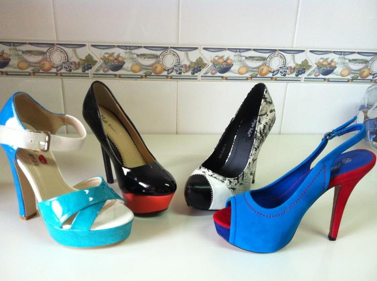 Os sapatinhos novos!!! :)