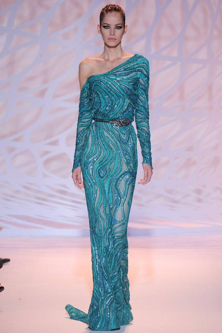 27 best Zuhair Murad images on Pinterest | Fashion show, Couture ...