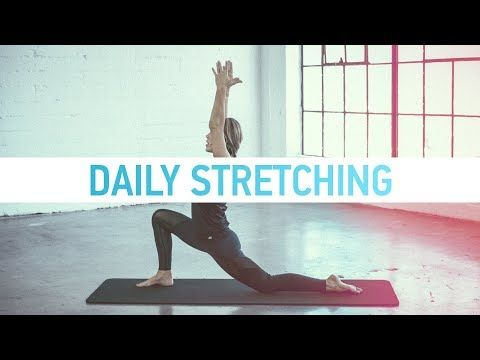 daily stretching with andrea speir  youtube  daily