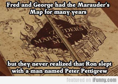 fred george meet the marauders