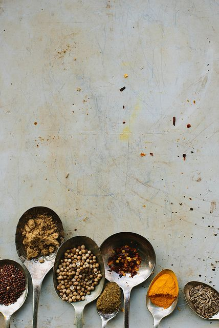 spices by My Darling Lemon Thyme, via Flickr