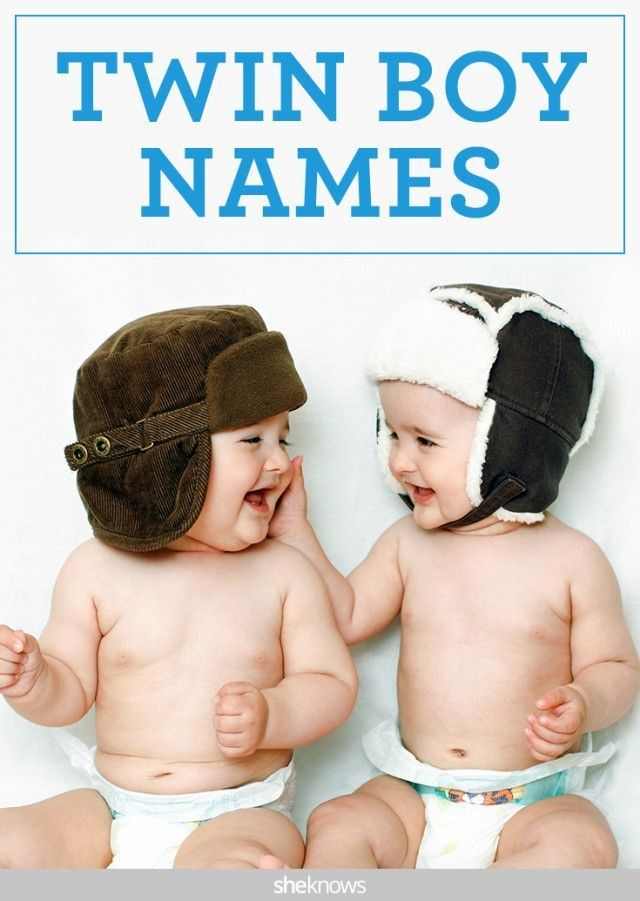 Check out the most recent list of popular twin names and see if any of these names are your perfect pair.