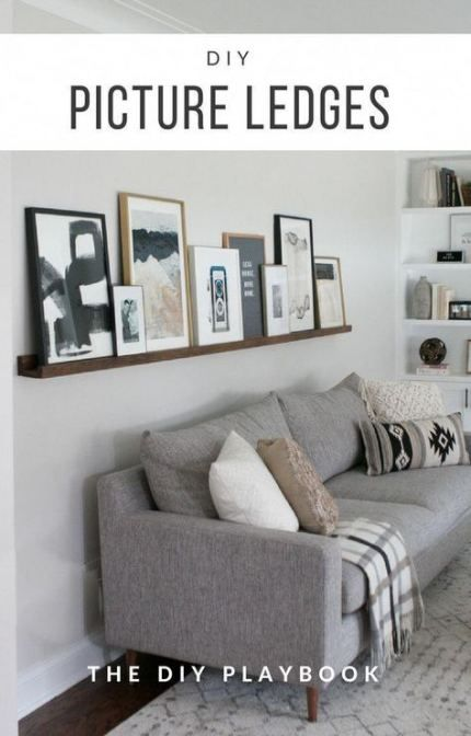 Living Room Art Above Couch Pillows 20 Ideas