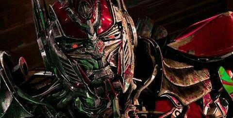 Nemesis Prime in transformer 5 style