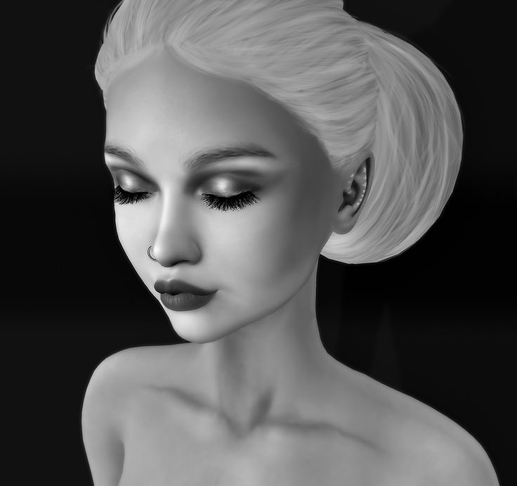 Credits Catwa mesh head Amelie Deetalez skin Kimberly Insol Wild brows for Catwa L'Etre Natural mesh eyelids [MANDALA] mesh ears season 5 .ARISE. Nose Ring / Silver Maitreya Lara mesh body [K…