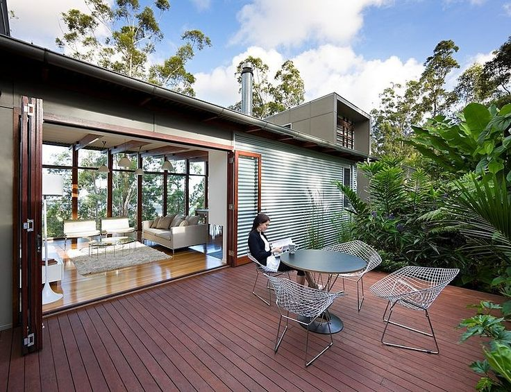 Storrs House by Tim Stewart Architects