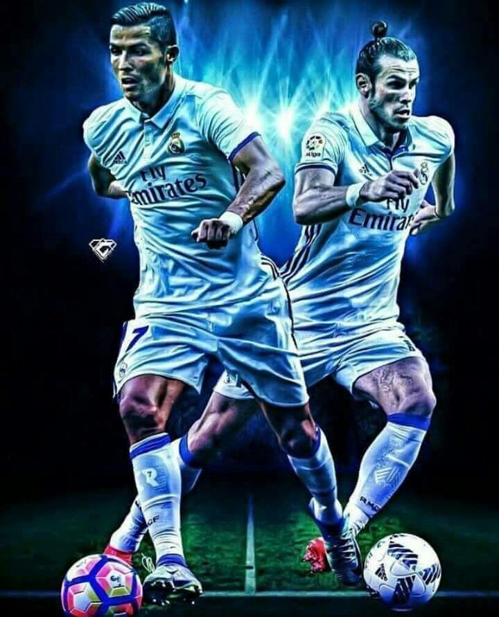 CR7 y Bale